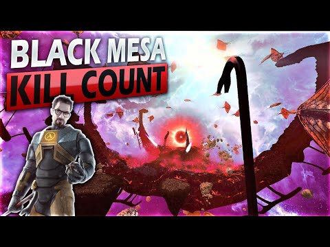 Black Mesa (2015) Kill Count