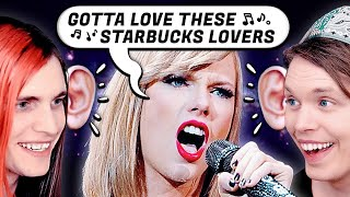 HILARIOUS Misheard Song Lyrics (w/ Boyinaband)