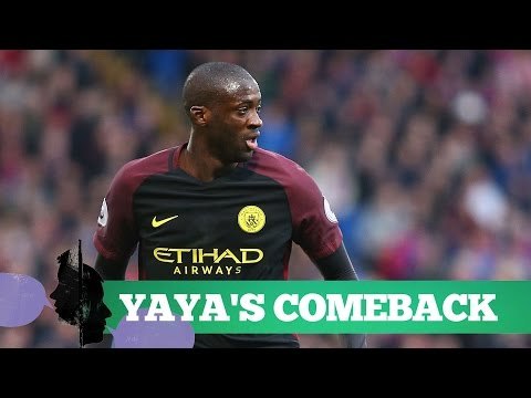 Everyone's Talking About Yaya Toure - BBC Sport