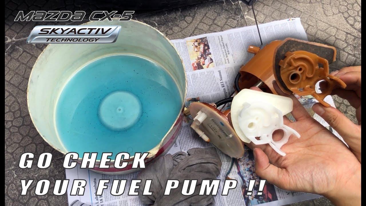 Mazda Cx 5 Cx 3 How To Replace Fuel Filter Strainer Oil Catch Can Update Mazda 3 Mazda 6 Mazda 2 Youtube