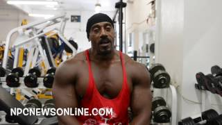 ifbb pro bodybuilder art williams ifbb pro card journey