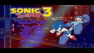 Sonic The Hedgehog 3 - Chrome Gadget Zone (Megaman 7 Remix)