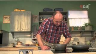 Карпаччо(Лазерсон. Любимое. Рецепты на сайте http://tveda.ru/, 2013-04-24T10:19:46.000Z)