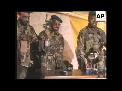 LEBANON: HEZBOLLAH PARADE WEAPONS CAPTURED FROM ISRAELIS