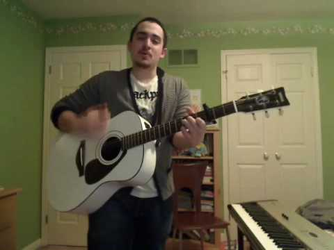 Thinking of You - Katy Perry - Chad Doucette - Acoustic Cover