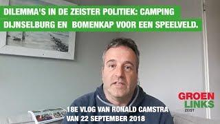 GroenLinks Zeist vlog 18: Dilemma's
