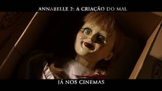 Annabelle 2: A Criação do Mal - TV Spot 30'' Secret