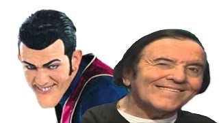 We Are Number One but it s sung by the Wow Guy