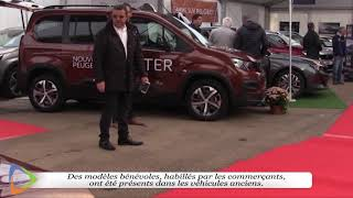 Salon de l'auto à Avallon(89). Edition 2018