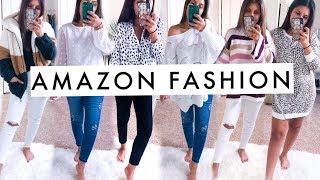 Baixar NEWEST FASHION FINDS ON AMAZON!! | Amazon Fashion Haul Fall:Winter 2019