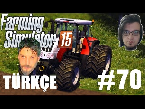 Farming Simulator 15 Türkçe Multiplayer | Balya | Bölüm 70