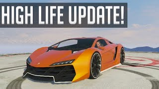 GTA 5 High Life Update: Complete Overview! (GTA 5 Online)