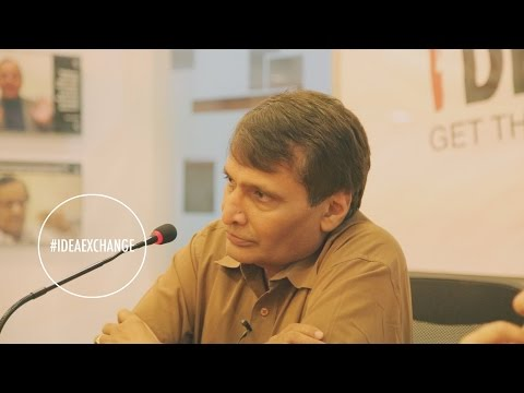 Suresh Prabhu on Narendra Modi