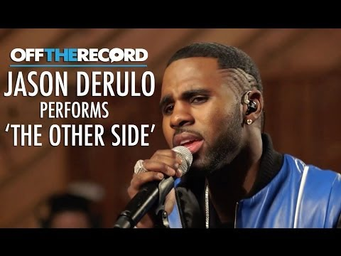 Jason Derulo Performs The Other Side Acoustic  Off The Record