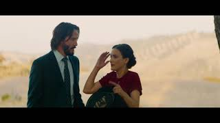 Destination Wedding 2018 - Puma attack scene (Keanu Reeves Movie)