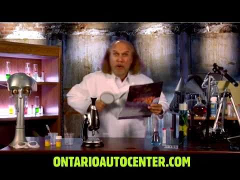 Doc Dollar PhD BS #8a Difference Model-Calendar Year Ontario Auto Center