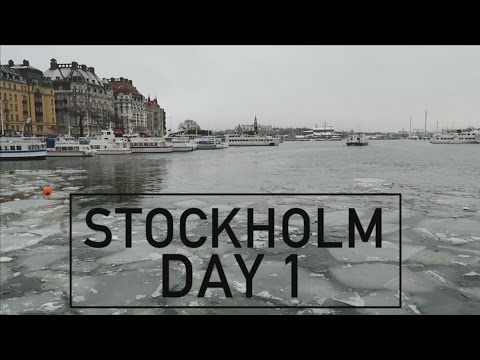 VLOG 07: My Trip to Stockholm (part 1)