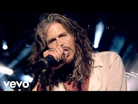 Aerosmith - Walk This Way - Live At Donington Park / 2014