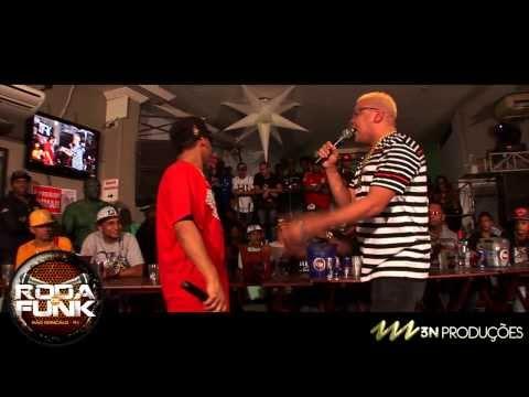 MC Bó do Catarina :: Ao vivo e exclusivo para a Roda de Funk :: FULL HD