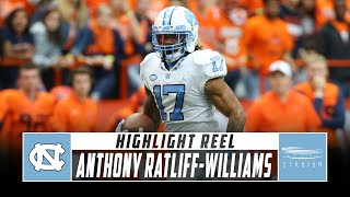 Anthony Ratliff-Williams North Carolina Football Highlights - 2018 Season | Stadium