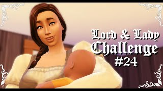 Une Petite Famille - LORD \u0026 LADY Challenge Ep 24 - Les Sims 4 fr