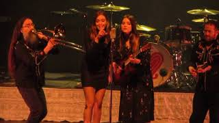 "First Aid Kit: ""HEM OF HER DRESS"" live@Ancienne Belgique Brussels, 6 March 2018"