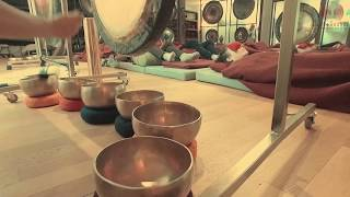 Zen & Sounds Paris | Equinox Gong Baths | 2019