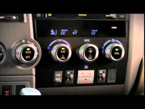 Air Conditioner Automatic Climate Control Tundra Toyota
