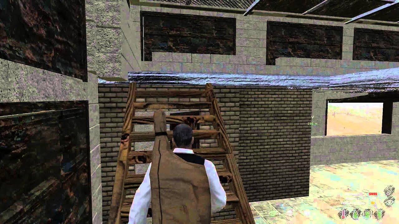Dayz epoch panthera base building