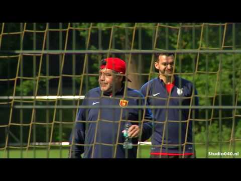 Maradona trekt veel bekijks in Mierlo