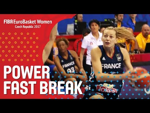 Nike Top 10 Plays - FIBA Women's EuroBasket 2019 from YouTube · Duration:  2 minutes 25 seconds