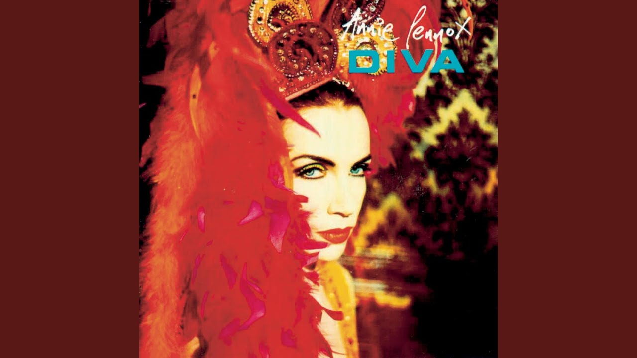 Annie Lennox Legend In My Living Room
