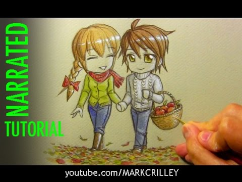 how-to-draw-a-chibi-autumn-scene