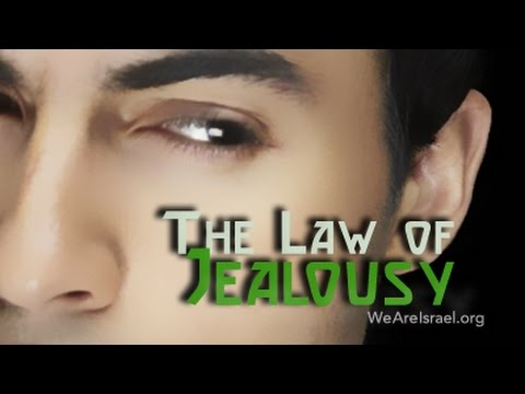 Law Of Jealousy - Michael Didier / We Are Israel Blog