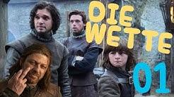 Game of Thrones (Fandub) - Die Wette (Teil 1)