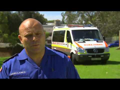 NSW ambo's pledge to Close the Gap