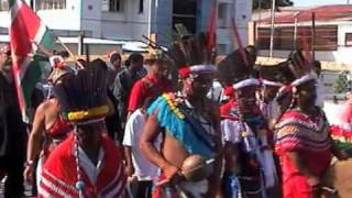 Amerindian Day of Recognition (Trinidad) - stills from The Amerindians