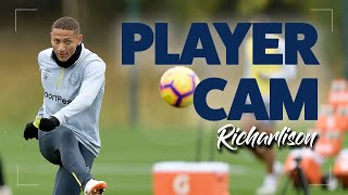 PLAYER CAM: RICHARLISON GEARS UP FOR MAN UTD