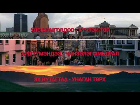 Temuujin Gembel Republic party Mongolia