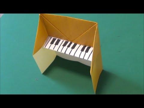 クリスマス 折り紙 折り紙 ピアノ : youtube.com