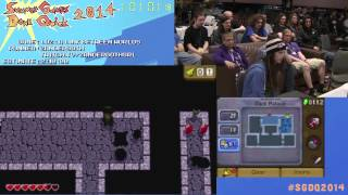 Summer Games Done Quick 2014 - Part 163 - Legend Of Zelda: A Link Between Worlds