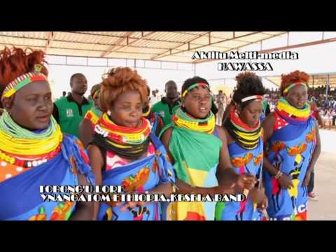 Nyangatom Ethiopia kesela Band 2015