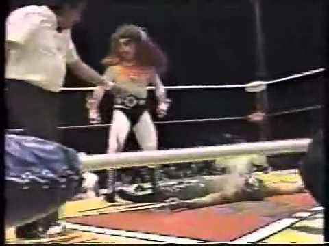 Rey Misterio Jr vs Psicosis 9/22/95