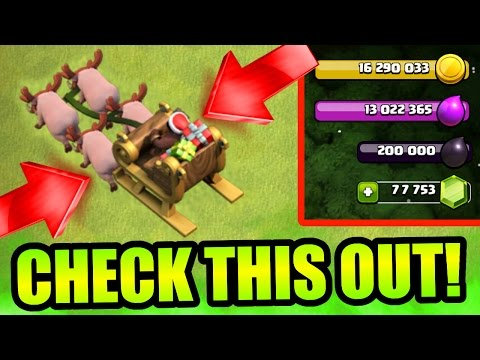 I BET YOU DIDN'T KNOW THIS IN CLASH OF CLANS!!
