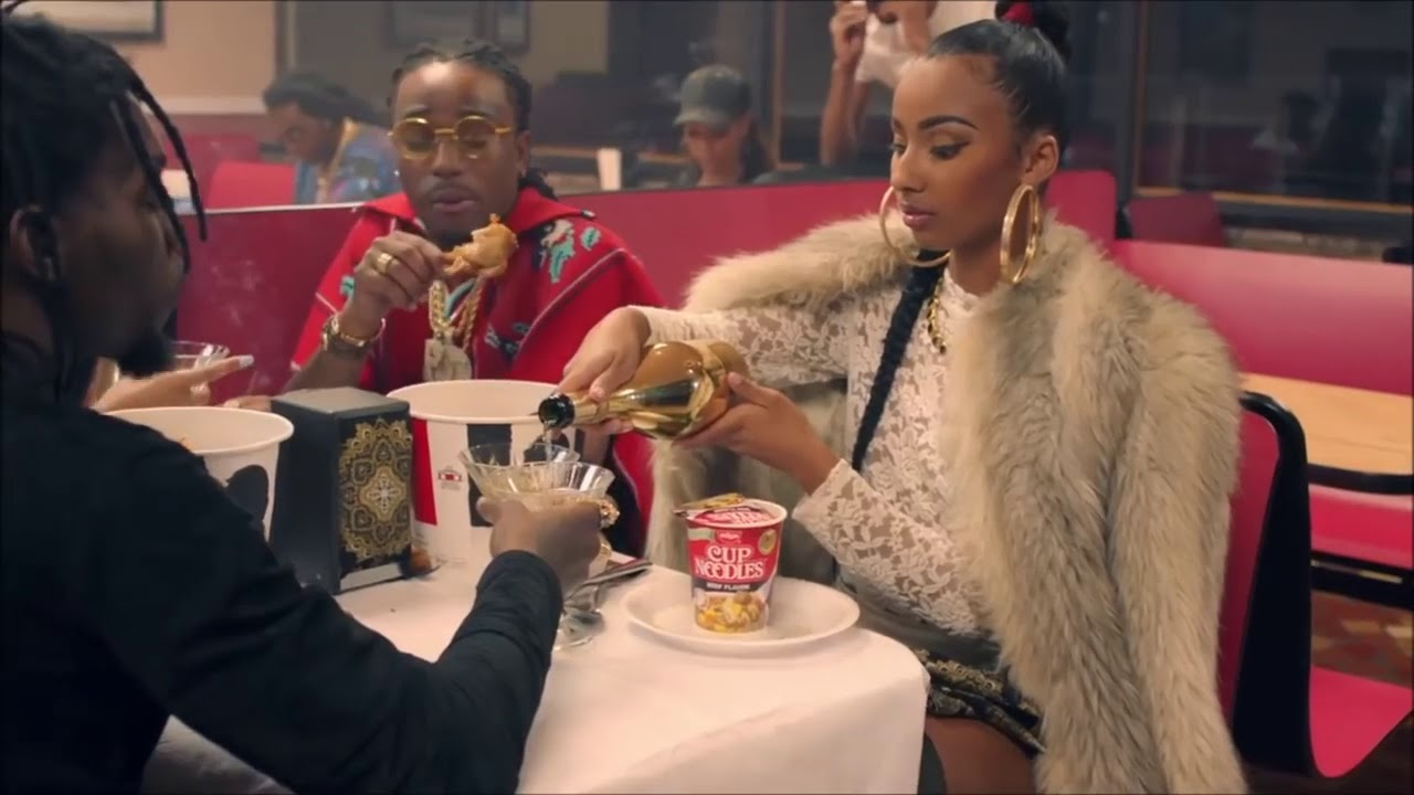 Migos & Earth, Wind and Fire-