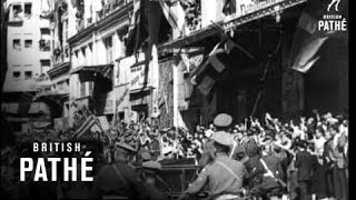 British Forces In Athens (1944)