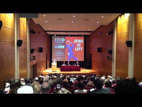Antony Polonsky at YIVO Jews and the Left (CLIP)