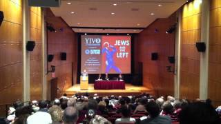 Antony Polonsky at YIVO Jews and the Left (CLIP)