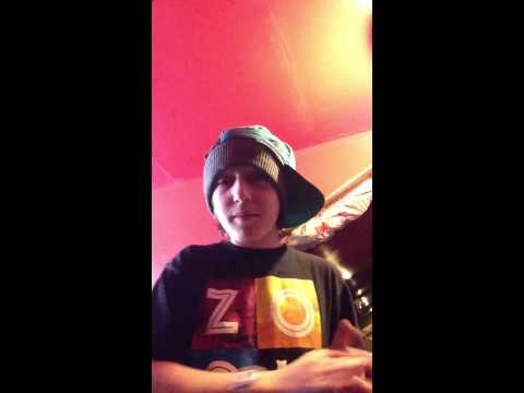 Despicable by eminem cover by Connor Hohensheldt (Beanie Br