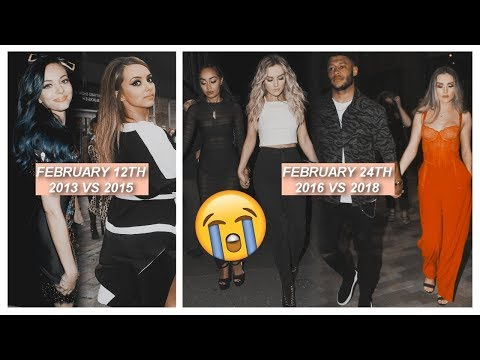 LITTLE MIX: SAME DAY BUT DIFFERENT YEARS: HOW MUCH THEY CHANGED???? [CANDIDS EDITION]